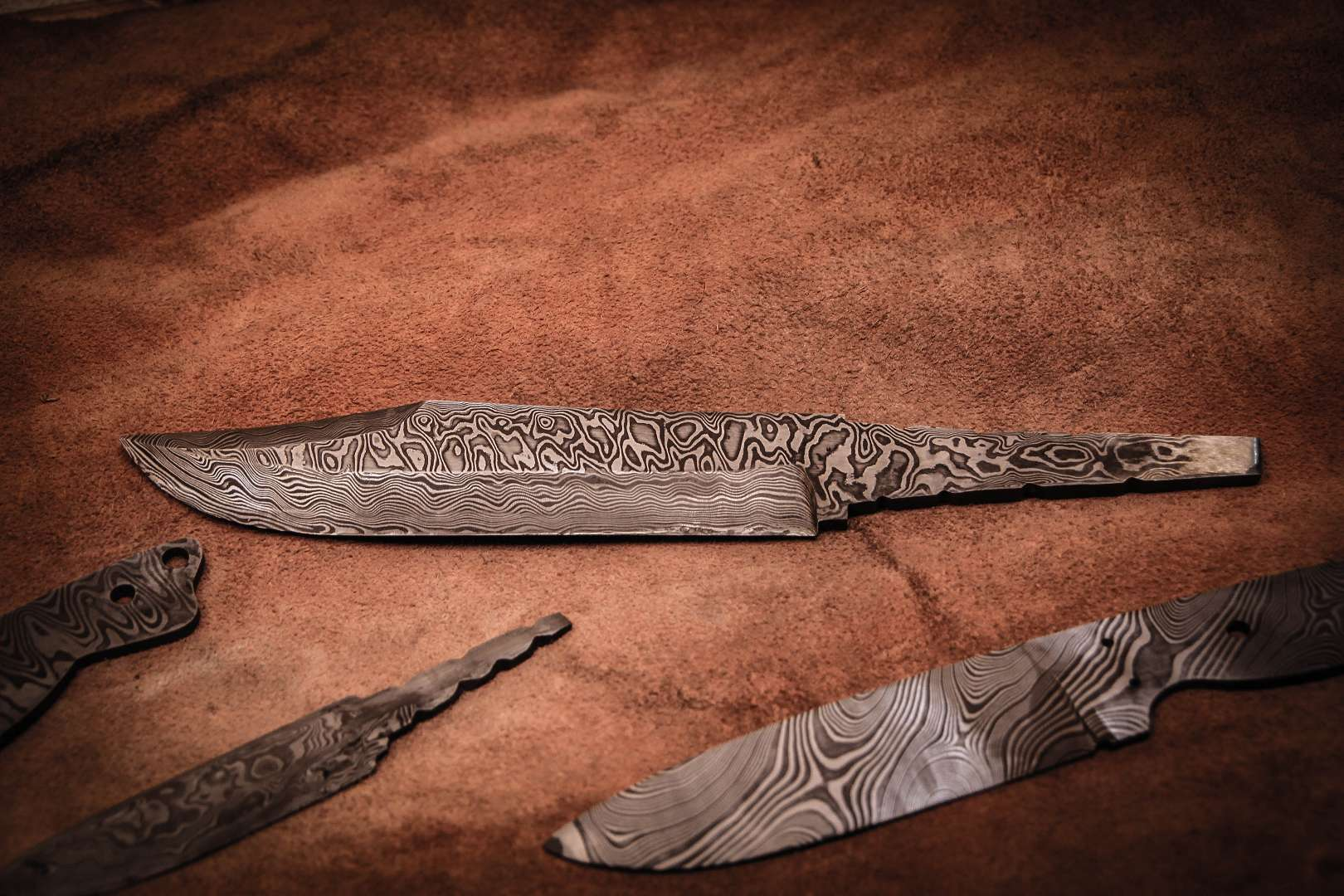 Damastmesser Selber Schmieden Messerschmiedekurse
